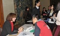 Belgium firms show interest in Vietnamese students