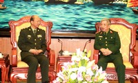 Vietnam, China foster military cooperation