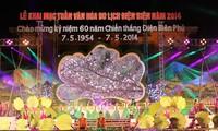 Colorful art programs celebrate Dien Bien Phu victory