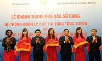Vietnam launches first online visa application service