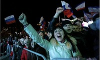 Majority of Crimeans vote to join Russia