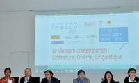 Paris workshop highlights Vietnamese literature, cinematography
