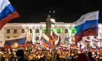 Russia recognizes Crimea