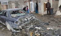 Bombings in Iraq cause heavy casualties