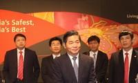 Singaporean businesses show interest in Vietnam market