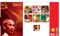 Sri Lanka publishes stamps honoring Ho Chi Minh