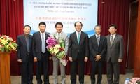 Vietnamese-Japanese Special Ambassador awarded insignia