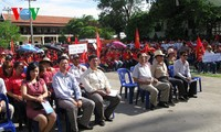 Overseas Vietnamese protest China's illegal actions in the East Sea