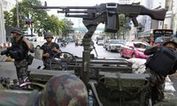 Thailand declares martial law