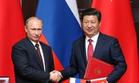 China, Russia pledge increased cooperation
