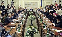 Ukraine holds third national unity roundtable