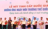 World Environment Day 2014 observed in Vietnam