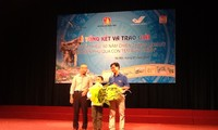 Children learn about Dien Bien Phu victory through stamps