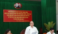 Tra Vinh province urged to closely monitor judicial operation