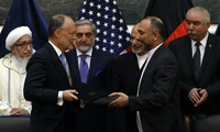 Afghanistan, US sign bilateral security agreement