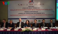 EuroCham publishes 2015 White Book on Vietnam trade, investment