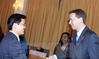 Vietnam working toward Millennium Development Goals