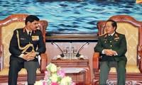 Vietnam, India strengthen defense ties