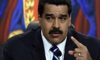 Venezuelan President pledges to boost economic growth in 2015