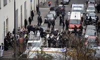 Suspects identified in attack on French newspaper