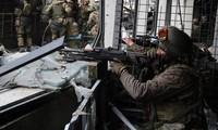 Ukraine Army opens heavy fire on opposition forces in Donetsk