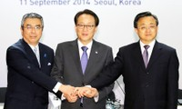 RoK, China, Japan hold high-level diplomatic talks