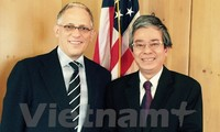 President of US Ex-Im Bank praises Vietnam's economic development, integration