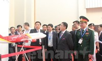 Vietnam attends International Maritime and Aerospace Exhibition 2015