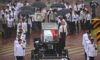 World leaders attend Lee Kuan Yew's funeral in Singapore