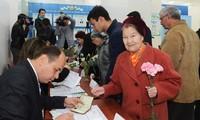 Voting for presidential election begins in Uzbekistan