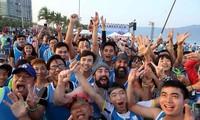 Danang Barefoot Run promotes friendship among participating countries