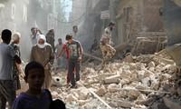 Syria peace talks resumed