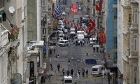 Turkey: IS member carries out Istanbul bombing