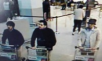 Belgian authorities identify second airport bomber