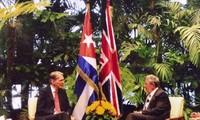 Cuba, UK to broaden bilateral cooperation