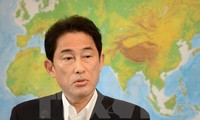 Laos, Japan agree on the need to settle East Sea disputes peacefully
