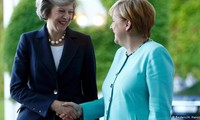 Germany, UK pledge closer relations