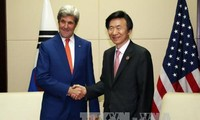 South Korea, US to continue pressure on North Korea