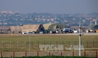 Turkish police block access to NATO's Incirlik air base