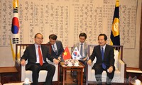 Vietnam, South Korea pledge broader strategic partnership