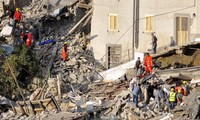 Italy observes day of mourning for earthquake victims