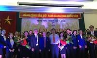 越南代表团出征第11届东盟职业技能大赛