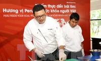 Peruvian gastronomy introduced in Vietnam