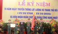 Hanoi develops stronger armed forces