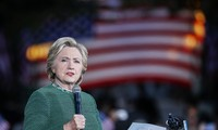 US Presidential Election: Clinton leads in early election
