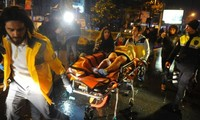 At least 39 killed in Istanbul nightclub attack