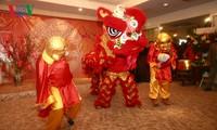 Overseas Vietnamese celebrate Lunar New Year festival
