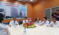 Vietnamese officials pay Tet visits to localities