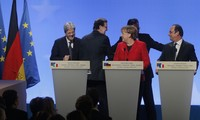 Germany, France, Spain, Italy call for a multi-speed Europe