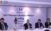 US businesses promise long-term investment in Vietnam